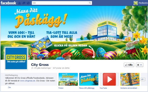 citygross facebook