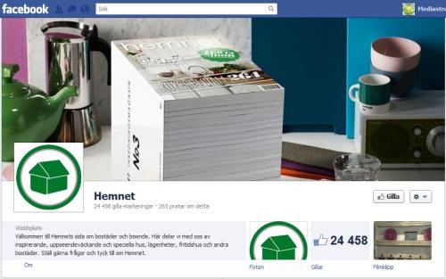 hemnet facebook