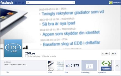 idg facebook