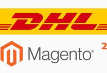 DHL Multishipping till Magento 2