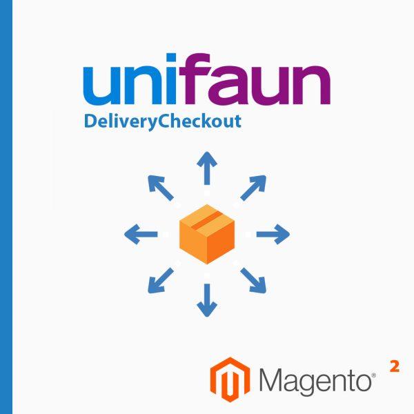 Unifaun DeliveryCheckout Magento 2