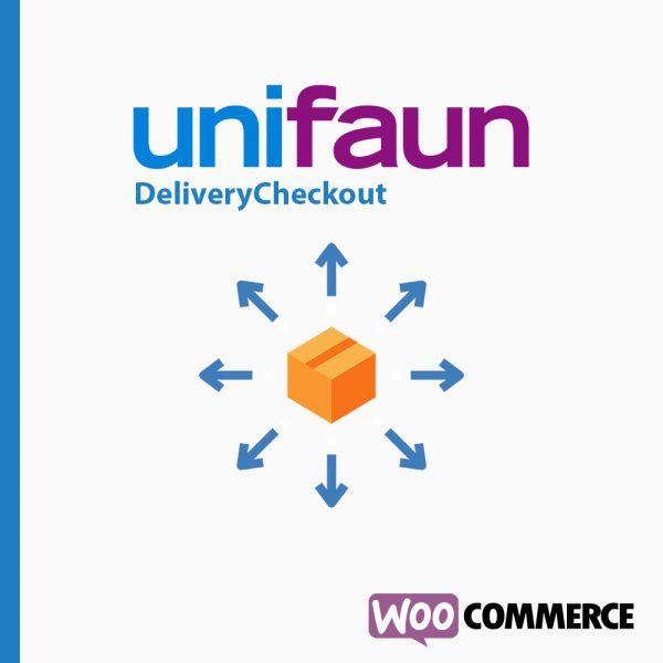 Unifaun DeliveryCheckout WooCommerce