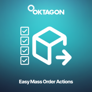 Easy MAss Order Actions Magento 2 extension